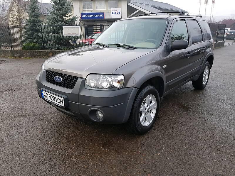 Ford Maverick 2005 в Сваляве