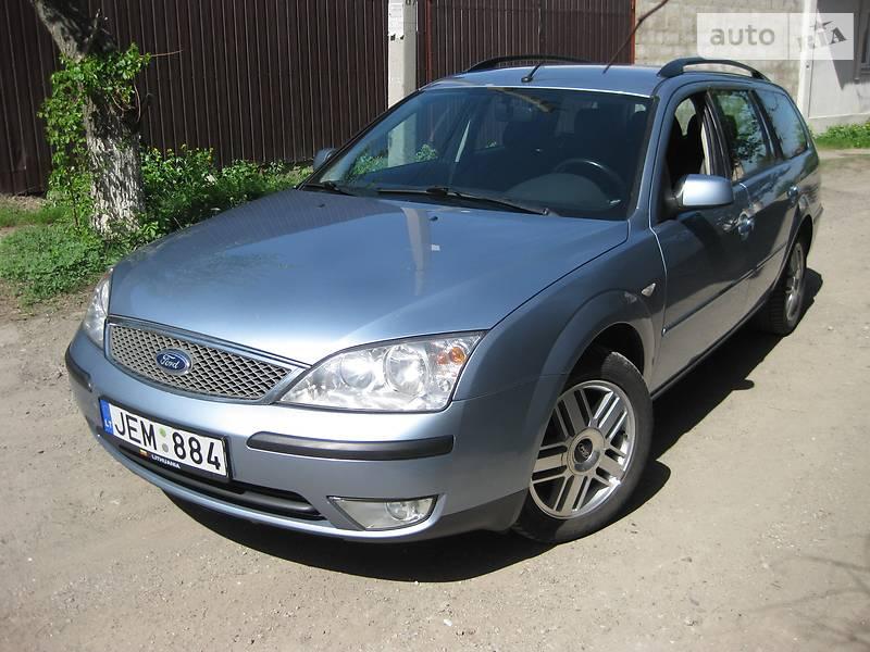 Ford Mondeo 2004 в Луганске