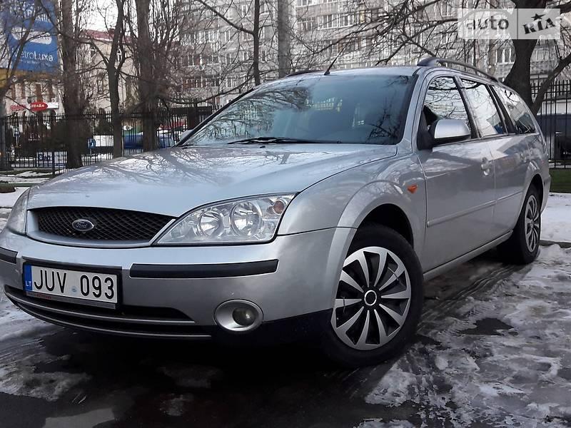 Ford Mondeo 2003 в Николаеве