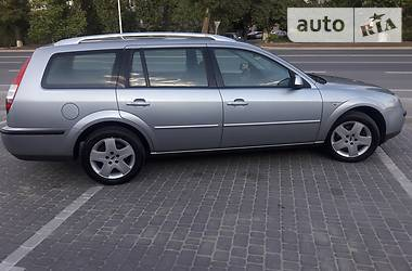 Ford Mondeo 2004