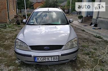 Ford Mondeo 2002 в Тернополе