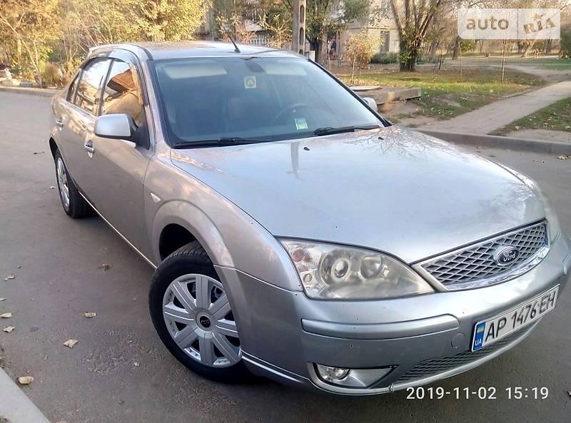 Ford Mondeo 2006 в Мелитополе
