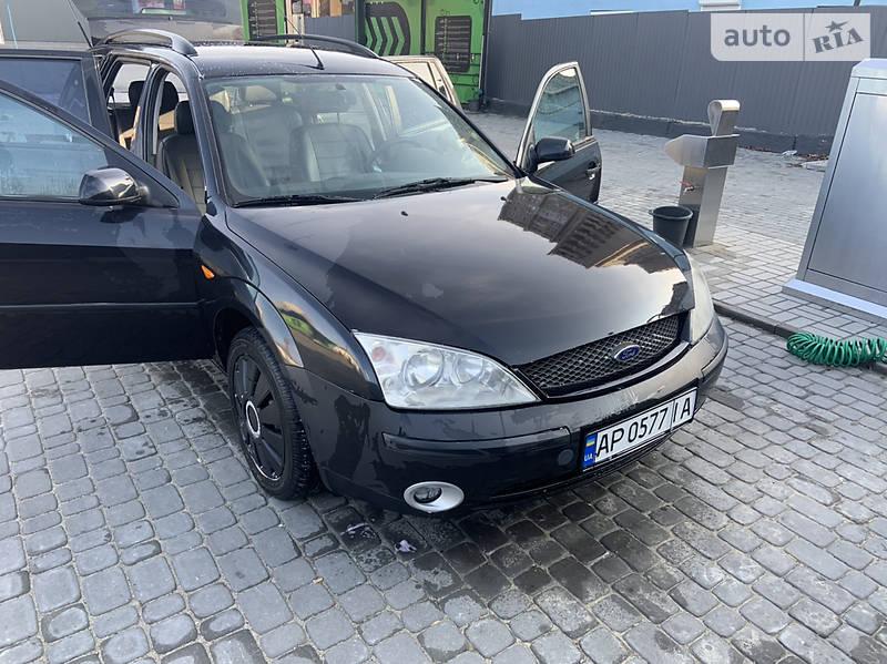Ford Mondeo 2001 в Запорожье