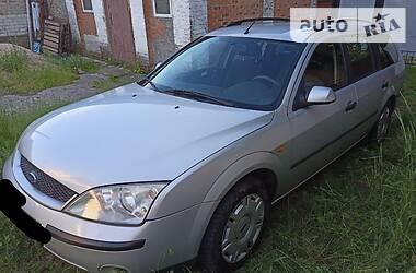 Универсал Ford Mondeo 2001 в Чернигове