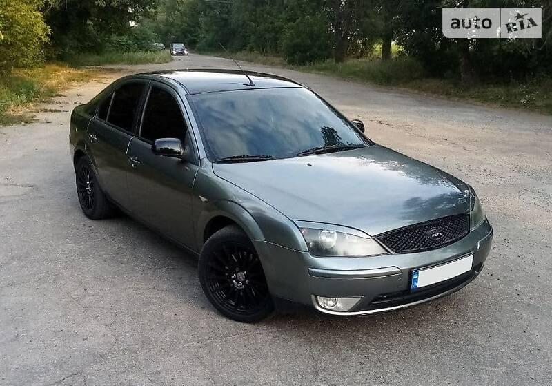 Седан Ford Mondeo 2003 в Запорожье