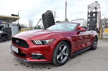 Ford Mustang 2016 в Львові