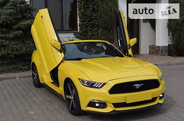 Ford Mustang 2.3 TURBO