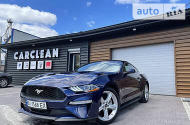 Купе Ford Mustang 2018 в Полтаве