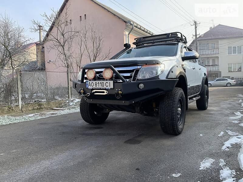 Ford Ranger 2015 в Ужгороде