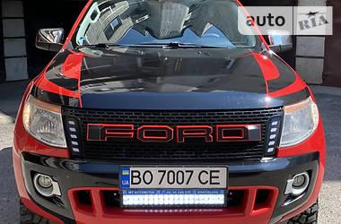 Пикап Ford Ranger 2015 в Тернополе