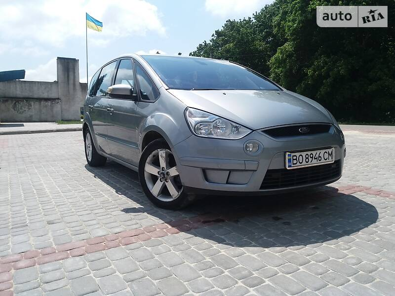 Ford S-Max 7 Misna