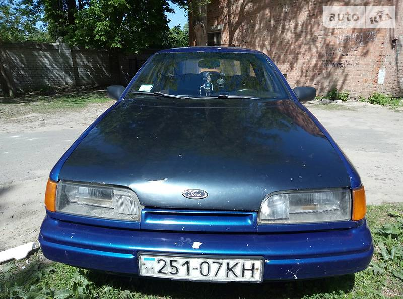 Ford Scorpio 1985 в Чернігові