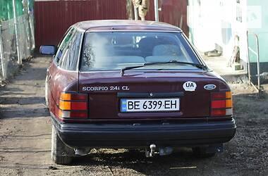 Ford Scorpio 1990 в Николаеве