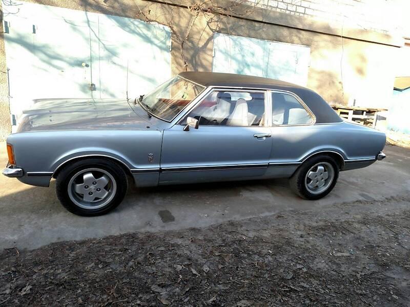 Ford Taunus 1974 в Николаеве