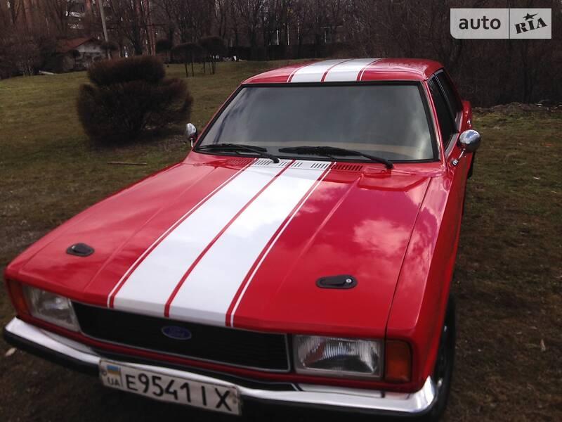 Седан Ford Taunus 1980 в Запоріжжі