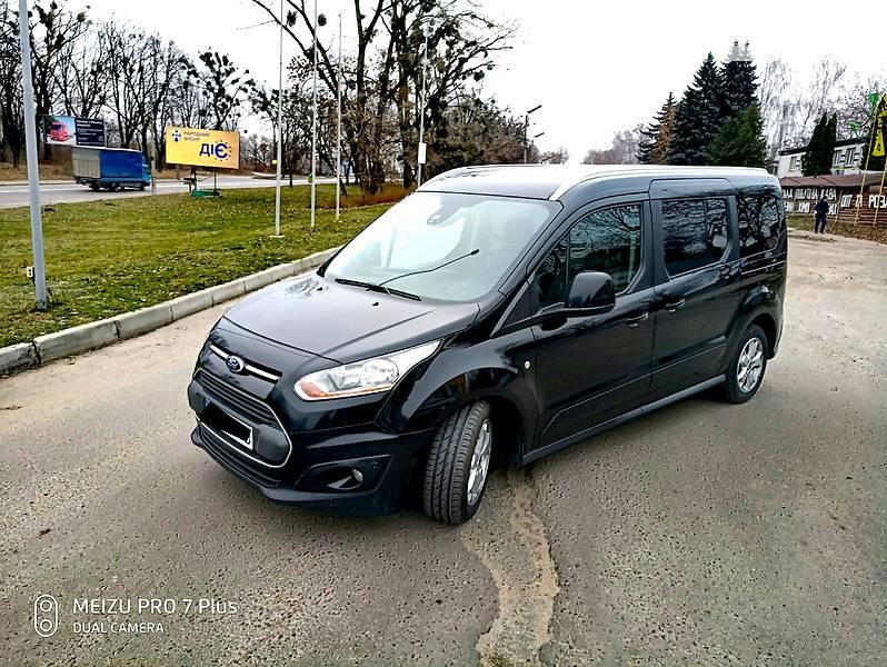 Ford Tourneo Connect пасс. Maximal Titanium
