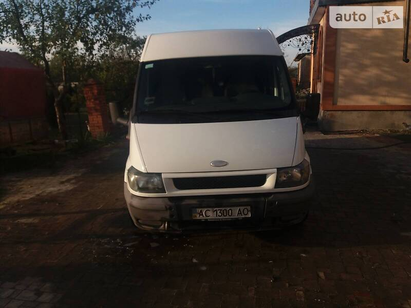 Ford Transit Connect груз. 2003 в Камне-Каширском