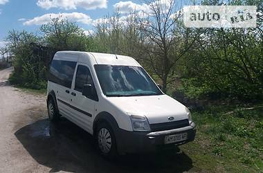 Ford Transit Connect пасс. 2006
