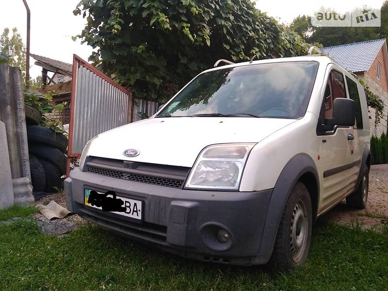 Ford Transit Connect пасс. 2006 в Хусте