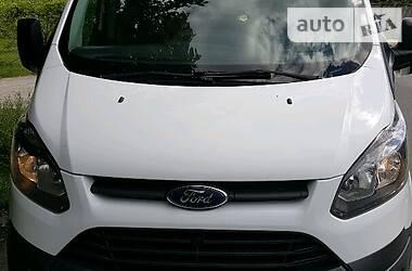 Ford Transit Custom груз-пас 2016 в Корце