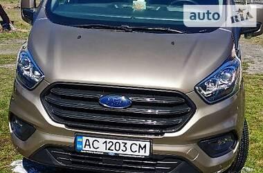 Легковой фургон (до 1,5 т) Ford Transit Custom груз-пас 2018 в Луцке