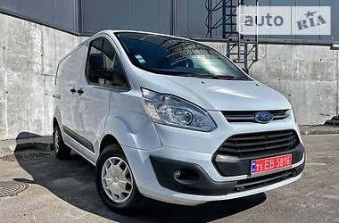 Легковой фургон (до 1,5 т) Ford Transit Custom груз. 2016 в Киеве