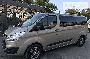 Ford Transit Custom пасс. 2016 в Ивано-Франковске