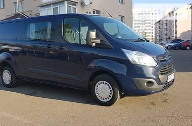 Ford Transit Custom 2014 в Киеве