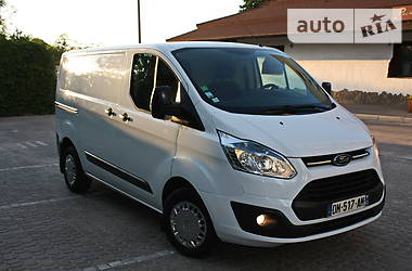 Ford Transit Custom 2015 в Кременчуге