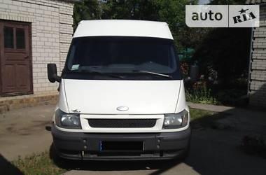 Ford Transit груз.-пасс. 2003 в Бершади