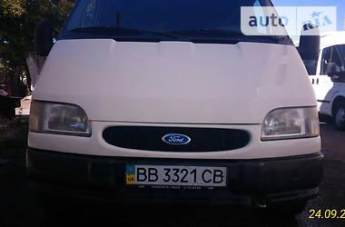 Ford Transit груз.-пасс. 1999 в Луганске