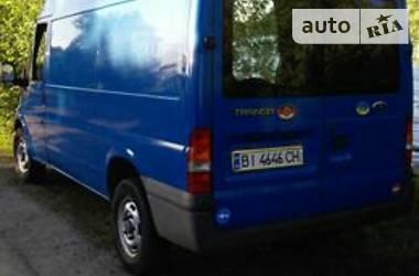 Ford Transit груз.-пасс. 2004 в Карловке