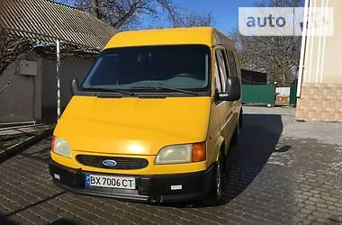 Ford Transit груз.-пасс. 1996 в Каменец-Подольском
