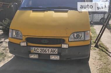 Ford Transit груз.-пасс. 1995 в Маневичах