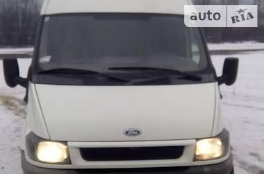 Ford Transit груз. 2006 в Ужгороде
