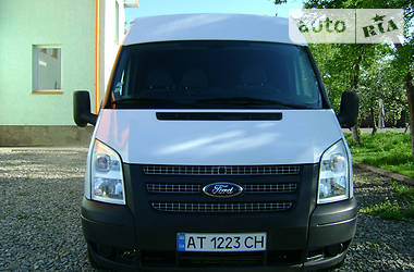 Ford Transit груз. 2014 в Івано-Франківську