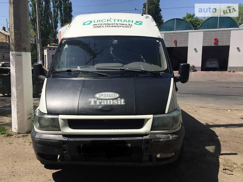 Ford Transit груз. 2000 в Одессе
