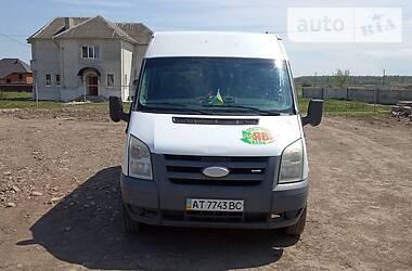 Ford Transit груз. 2008 в Ивано-Франковске