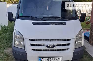 Ford Transit груз. 2012 в Житомире