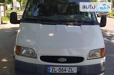 Легковой фургон (до 1,5 т) Ford Transit груз. 1996 в Одессе