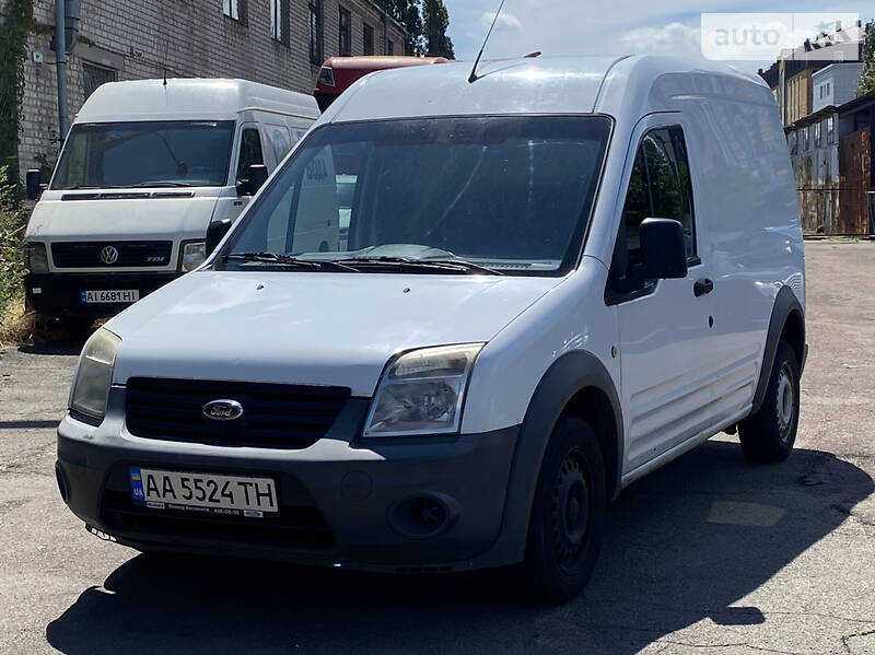 Легковой фургон (до 1,5 т) Ford Transit груз. 2012 в Киеве