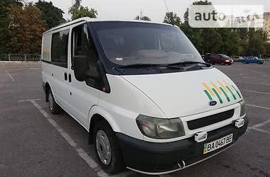 Легковой фургон (до 1,5 т) Ford Transit груз. 2005 в Кропивницком