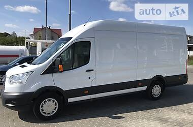 Микроавтобус грузовой (до 3,5т) Ford Transit груз. 2016 в Виннице