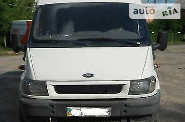 Ford Transit пасс. Jumbo 2002