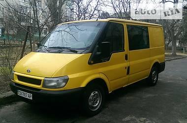 Ford Transit пасс. 2006