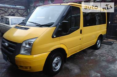 Ford Transit пасс. 2007
