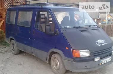 Ford Transit пасс. 1989 в Ивано-Франковске