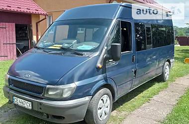 Мікроавтобус (від 10 до 22 пас.) Ford Transit пасс. 2001 в Чернівцях