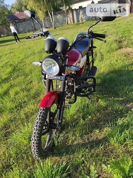 Мотоцикл Многоцелевой (All-round) Forte FT 125-K9A 2020 в Ровно