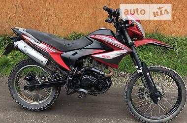 Мотоцикл Кросс Forte FT-200 2018 в Славском